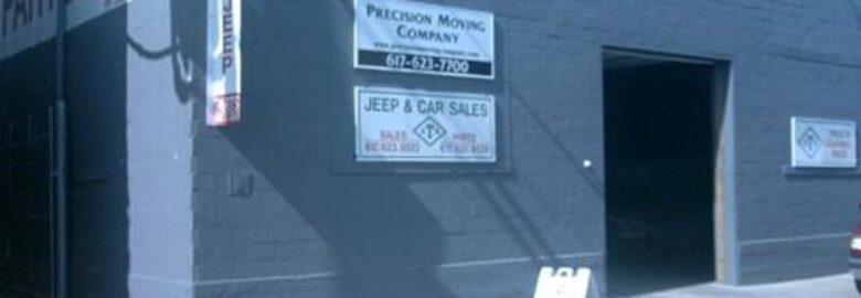 Precision Moving Company