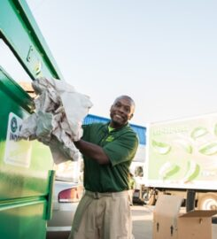 The Green Truck Moving & Storage