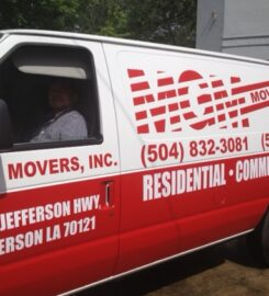 MGM Movers Inc