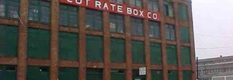 Cut Rate Box Co.