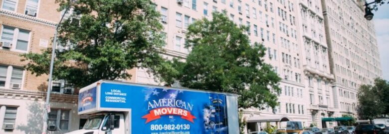 American Movers of New Jersey Inc.