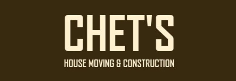 Chet's House Moving & Construction